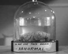 abnormal brain