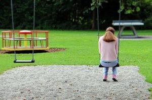 kid alone